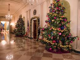 Silver Tip Christmas Tree Los Angeles by White House Christmas 2015 A Holiday Spectacular Hgtv U0027s