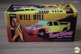 Kill Bill NECA Pussy Wagon Truck Replica Limited Edition 865 In ... Kill Gas Bills Daryl Hannahs Bio Diesel El Camino Sold At Auction Greenlight Bill Vol I Ii 143 Scale Pussy Wagon At Hobby 1997 Chevy Silverado C2500 Fleetside Pussy Wagon From 1 Dvd 2003 Amazoncouk Uma Thurman David Modellautocenter Chevrolet Custom Cab Pick Up Chevrolet Crew Cab Silverado Kill Bill Vol1 Et 2 Nycs Bureaucracy And Red Tape Will Kill Your Favorite Food Truck Greenlight Crew Pickup Truck