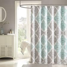 Walmart Mainstays Curtain Rod by Bathroom Shower Curtain Walmart Mainstays Shower Curtain