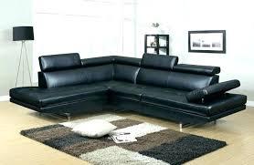 canap bicolore canape cuir 6 places canapa sofa divan canapac dangle 6 places oara