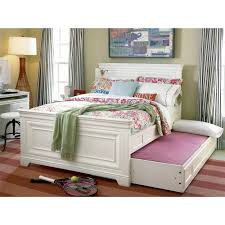 Universal SmartStuff Classics 4 0 Full Size Panel Bed in Summer