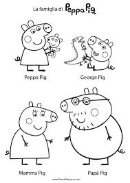 Peppa Pig Pumpkin Stencil by How To Draw Pepper Pig How To Draw Peppa Pig And Friends