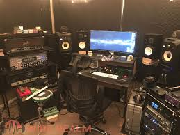How To Build A Home Recording Studio Step By Guide