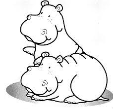 Ilustración De Dibujos Animados En Blanco Y Negro De La Actividad