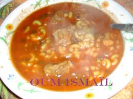 pate a la tunisienne maqarouna jerya la cuisine facile de mymy