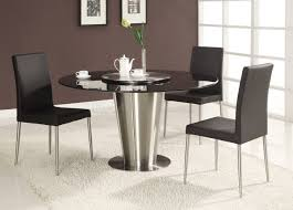 Round Dining Room Set For 6 by 100 Modern Dining Room Set Glass Dinette Sets Dining Glass
