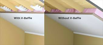 Insulating A Vaulted Ceiling Uk by Roof Baffle U0026