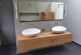 waschtische und waschtröge badmöbel vom schreiner