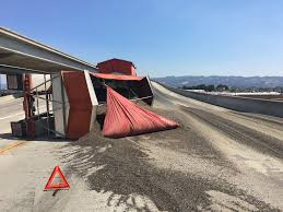 Truck Spills 40,000 Pounds Of Sunflower Seeds On I-80 In Oakland ...