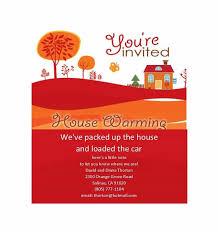 Printable Housewarming Invitation Template 27