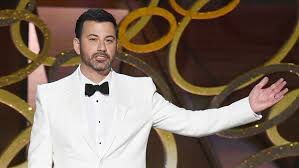Jimmy Fallon I Ate Your Halloween Candy by Jimmy Kimmel Will Host The 2017 Oscars Today Com
