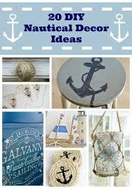 DIY Nautical Decor Ideas Taryn Whiteaker