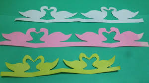 How to make paper cutting designs patterns step by step