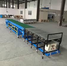 100 Truck Belt Loading And Unloading Dockless Conveyor Buy