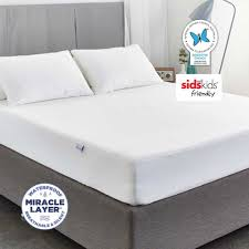 protect a bed allerzip smooth fully encased waterproof mattress