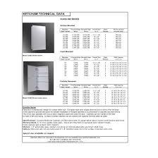 Kohler Verdera Medicine Cabinet 15 X 30 by Surface Mounted Medicine Cabinet Glamorous Mirror Broke And