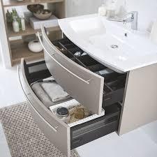 cuisine marron glacé salle de bains contemporaine douceur de vivre meuble salle de