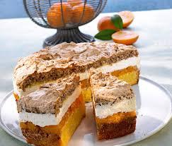 mandarinen torte mit nussbaiser einfache kuchen rezepte