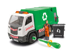 100 Rubbish Truck Revell Garbage
