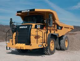 Rigid Dump Truck / Diesel / Mining And Quarrying - 770 - Caterpillar ...