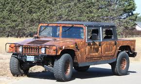 100 Hummer H1 Truck Rusty Evolution 2 955sold