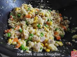 qu est ce qu un chinois en cuisine recettes d une chinoise le riz cantonais 广式炒饭 guǎngshì chǎofàn