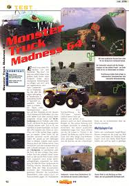 Monster Truck Madness 64 (Nintendo 64) - N.i.n.Retro (New Is Not ... Monster Truck Madness 64 Nintendo N64 Artwork In Game 1999 Ebay Youtube Old School Gba Junk Yard Amazoncom Trucks 3d Parking Appstore For Android Video Games Total Nes Tests Cart Pal Gimko Monster Truck Madness Cartridge Box Executioner Wiki Fandom Powered By Wikia Original Magazine Advert