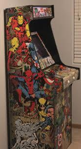 Mini Arcade Cabinet Kit Uk by Best 25 Arcade Machine Ideas On Pinterest Arcade Retro Arcade