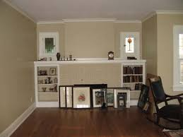 living room natty neutral light brown grey color combined with
