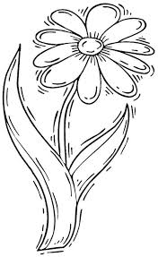 Columbine Flowers Coloring Sheets Free Printable For Kindergarten