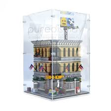 Acrylic Display Case For Lego Modular Buildings