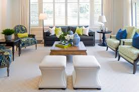 Fashionable Dressy And Casual Styles To Create This Semiformal Living Room For A Multigenerational Family Facing Pairs Of Suzette Grayson Chairs