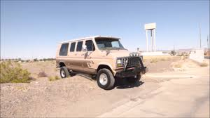 1988 FORD E350 4X4 UP ON EBAY FOR SALE