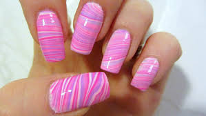 Purple and pink nail designs how you can do it at home