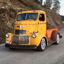 100 46 Chevy Truck Knuckin FOR SALE The 19 COE Truck Is For Facebook