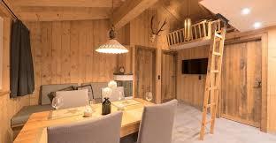 60sqaure lodge 3 mit 2 schlafzimmer und privater sauna
