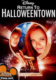 Cast Of Disneys Halloweentown by Return To Halloweentown 2007 For Rent On Dvd And Blu Ray Dvd