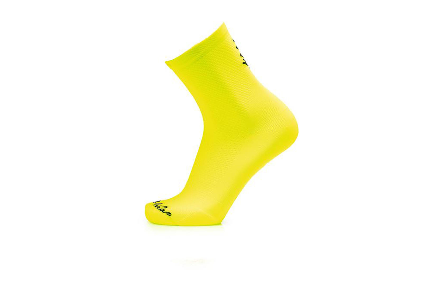 MB Wear Stelvio Socks 2019 Color Yellow Size L/XL