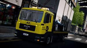 100 Gta 4 Tow Truck Man TGL AA GTA IV Galleries LCPDFRcom