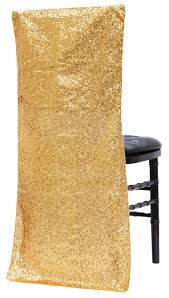 Glitz Sequin Full Chair Back Cover - Gold | CV Linens™ Coral Fantasia Sheer Chiavari Chair Covers Cantley House Hotel Ivory Seat Pad Beau Events Gallery Of Cover Off White Amazoncom With Pink Roses Kitchen Ding Silver Ruched Over Specialty Linen Blog Chairs Flair A Vision Elegance Event Rentals Linenchair Ruffled Bridal Arcadia Designs White Organza Chair Sash Wedding Sashes Eggplant Sheer Wedding Decor 20pcs Yhc179 Pleats Curly Polyester Banquet