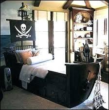 Exotic Bedroom Decor Elegant Pirate Ship Design Ideas Designing