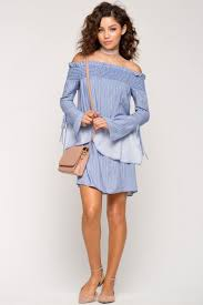 women u0027s day dresses soft smock stripe shift dress a u0027gaci