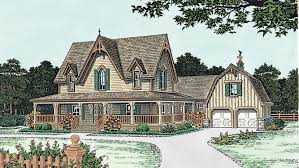 5 Bedroom Gothic Revival Home Plan HOMEPW21979