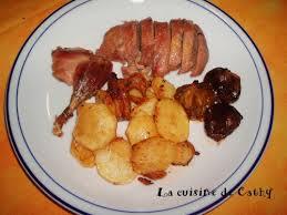 comment cuisiner le canard sauvage canard sauvage rôti aux figues la cuisine de cathy