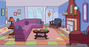Pin The Kitchen Clipart Living Room 4