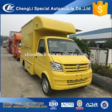 100 Food Catering Trucks For Sale Quality Guaranteed Factory Price Dongfeng Gasoline Donut Mobile Cart