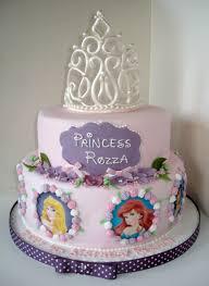 Princess Cake Ideas For Birthdays