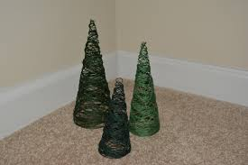Plastic Wrap Your Christmas Tree by String Christmas Tree Average Pinner