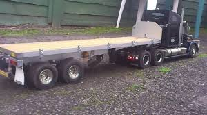 100 Rc Semi Trucks And Trailers Semi Flatbed Trailers Best 2012 Series To Watch