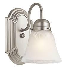 chrome contemporary bathroom lighting fixtures brushed nickel buy